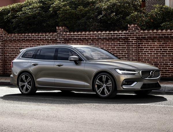 Volvo V60. Фото Volvo