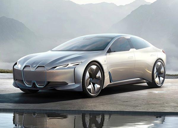 BMW i Vision Dynamics. Фото BMW