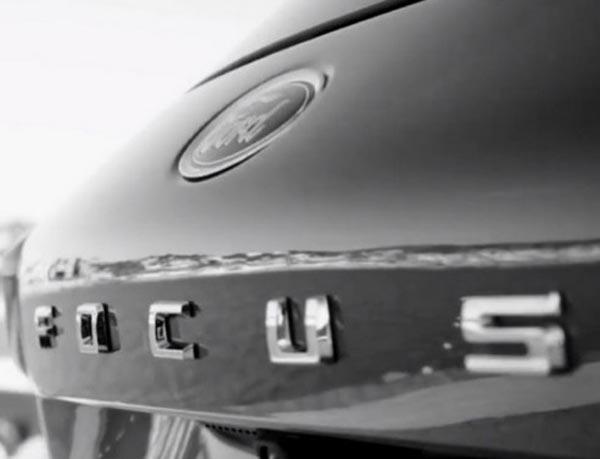 Тизер Ford
