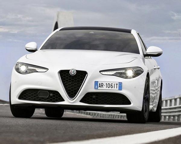 Alfa Romeo Giulia. Фото Alfa Romeo