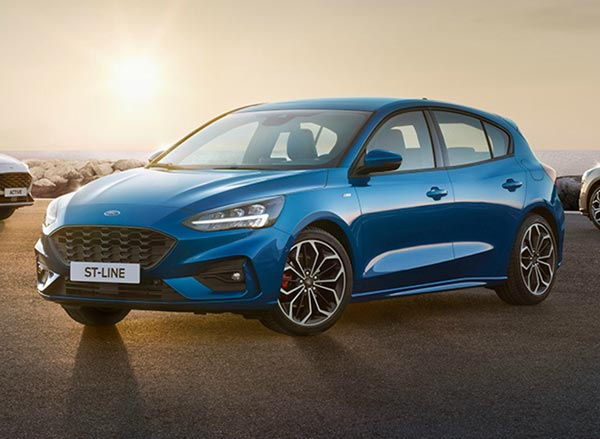Ford Focus 2018. Фото Ford