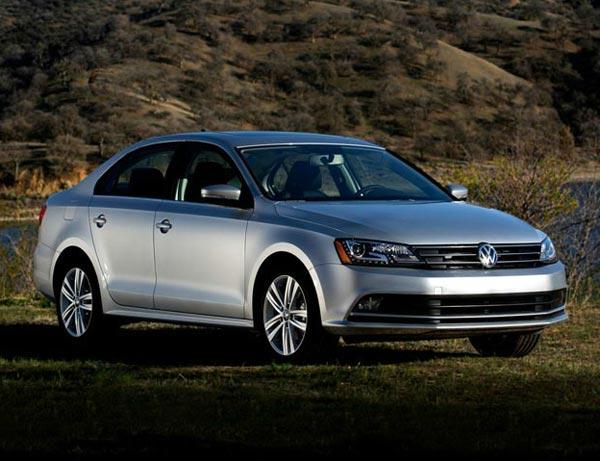 VW Jetta . Фото VW