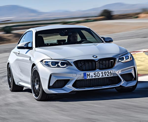 BMW M2 Competition. Фото BMW