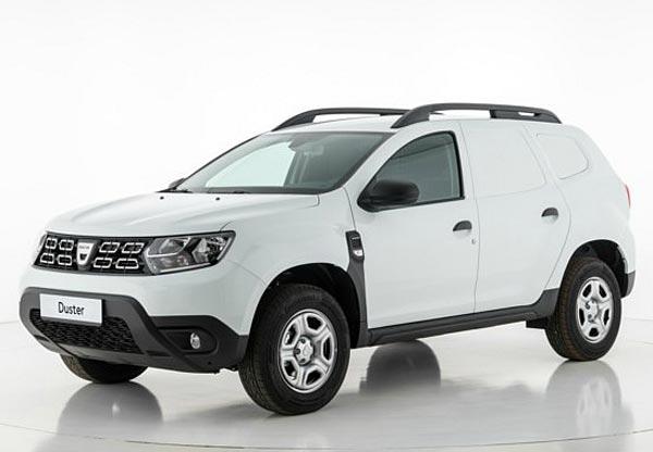 Dacia Duster Fiskal. Фото Dacia