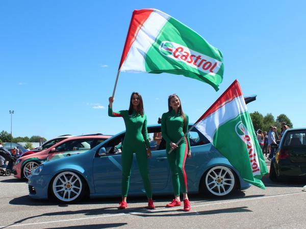 Фестиваль VAGBURG. Фото CarExpert.ru