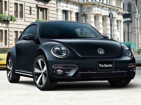 Volkswagen Beetle Exclusive. Фото Volkswagen