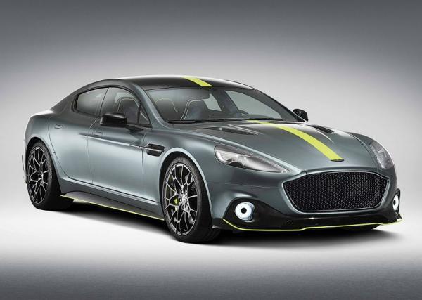 Aston Martin Rapide AMR. Фото Aston Martin