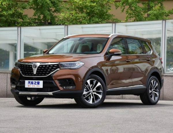 Brilliance V7. Фото Brilliance
