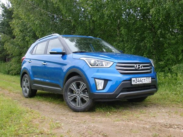 Hyundai Creta. Фото CarExpert.ru