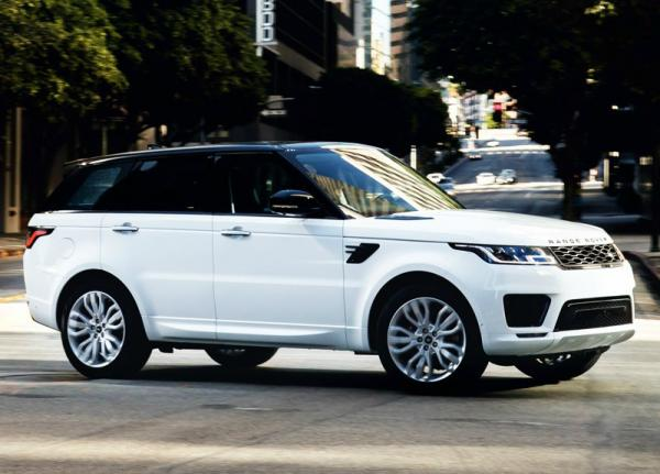 Range Rover  Sport 2019. Фото Land Rover