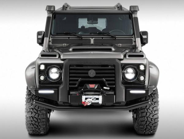 Land Rover Defender. Фото Ares Design