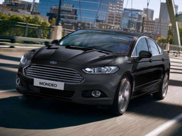 Ford Mondeo Business Edition. Фото Ford