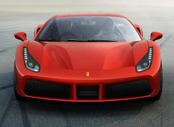 Ferrari 488 GTB. Фото Ferrari