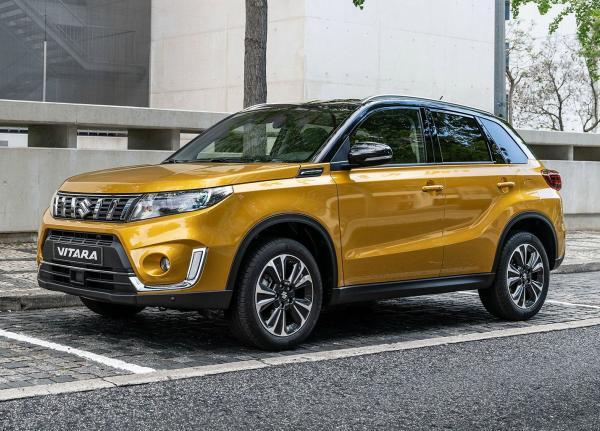 Продажи Suzuki Vitara в России стартуют в августе 531