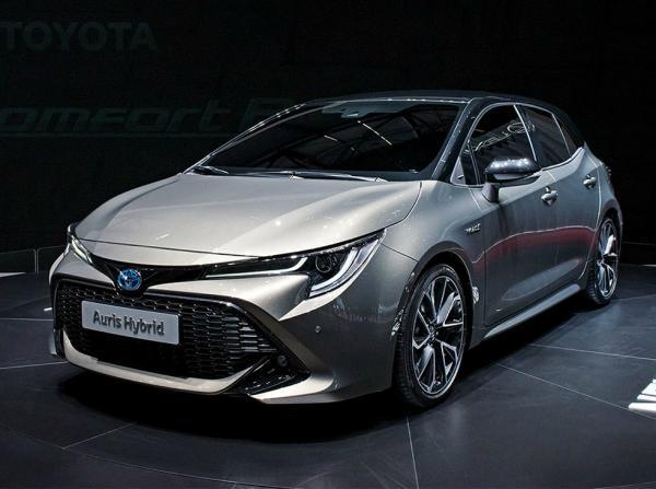 Toyota Auris. Фото Motor1.com