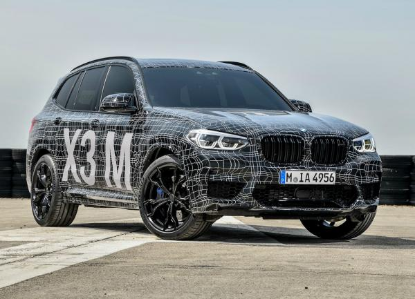 BMW X3 и X4. Фото BMW
