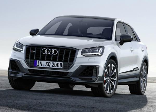 Audi SQ2. Фото Audi