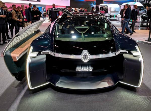 Фото производителей и сайта motor1.com