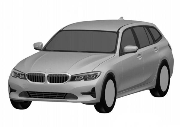 BMW 3-Series Touring. Изображения motor1.com