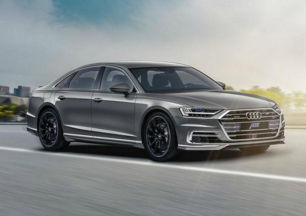 Audi A8 ABT. Фото Audi