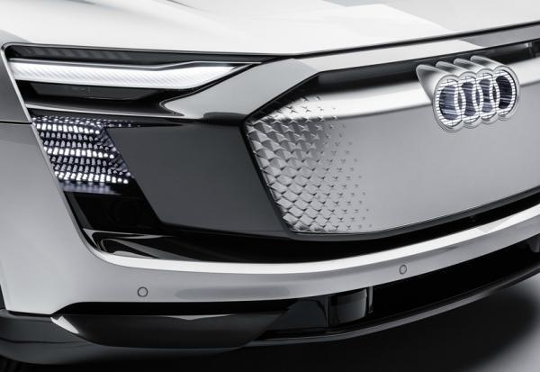 Тизер Audi