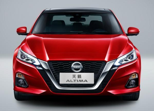 Nissan Altima. Фото Nissan