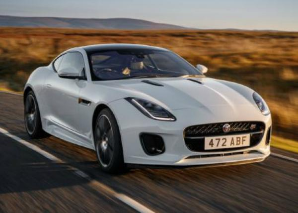 Jaguar  F-Type Chequered Flag Limited Edition. Фото Jaguar