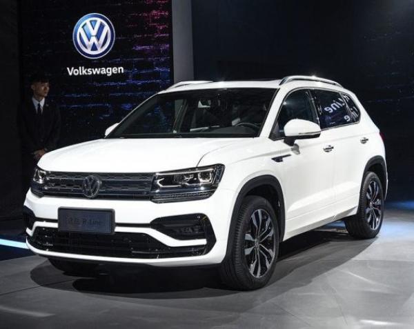 VW Tharu. Фото VW