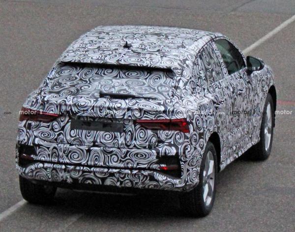 Audi Q4. Фото Motor1.com