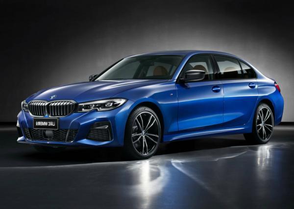 BMW 325L. Фото BMW