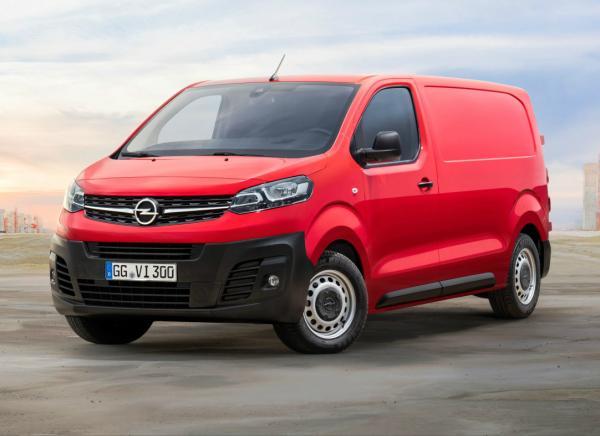 Opel Vivaro. Фото Opel