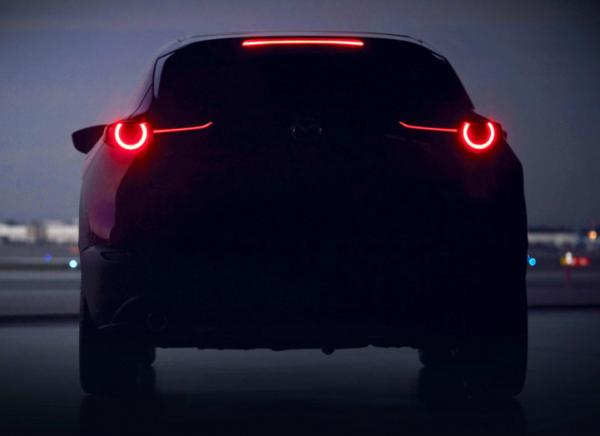 Тизер  Mazda