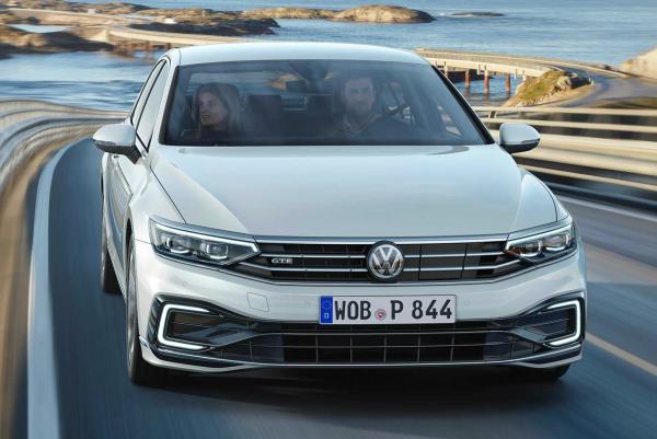 VW Passat. Фото VW