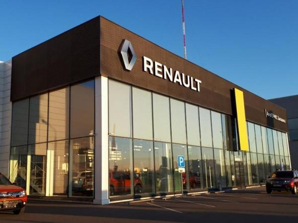 АвтоГЕРМЕС Renault