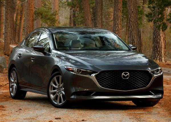Mazda3 2019. Фото Mazda
