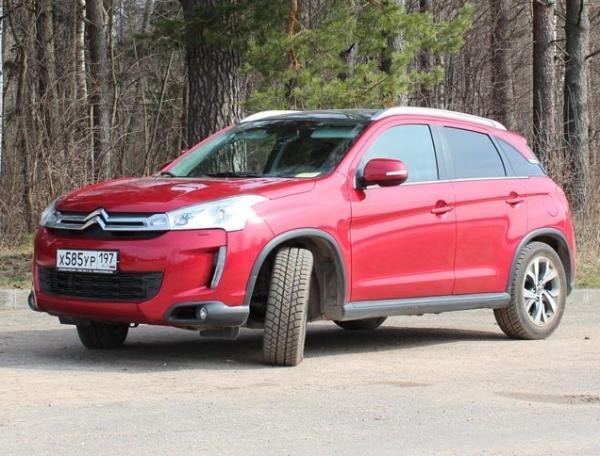 Фото Peugeot Citroen