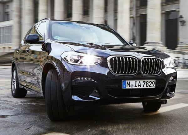BMW X3 xDrive30e. Фото BMW