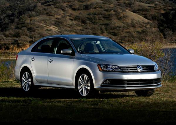 VW Jetta. Фото Volkswagen