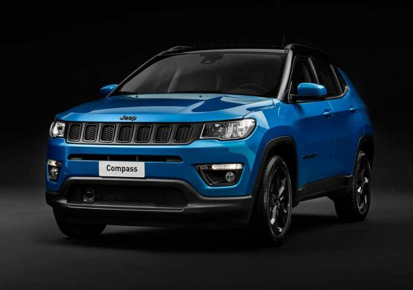 Jeep Compass Night Eagle. Фото Jeep