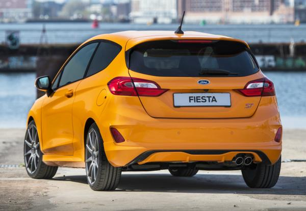 Ford Fiesta ST. Фото Ford