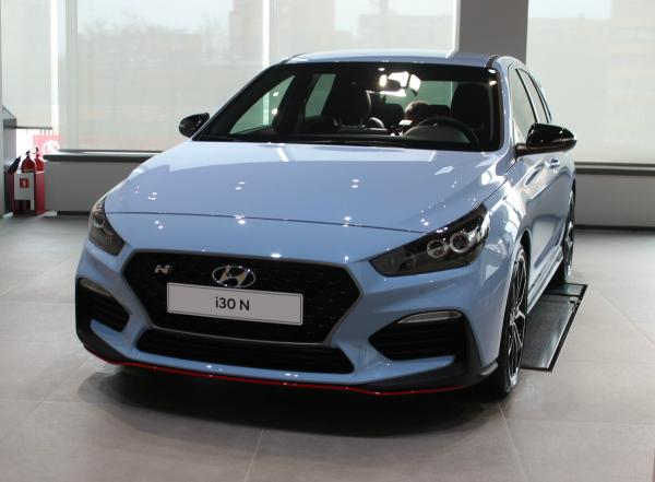 Hyundai i30 N. Фото CarExpert.ru