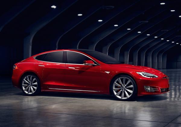 Tesla Model S и Model X. Фото Tesla