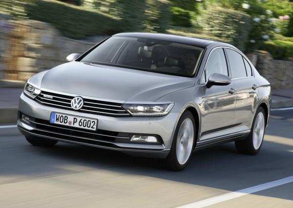 VW Passat Business Edition. Фото VW