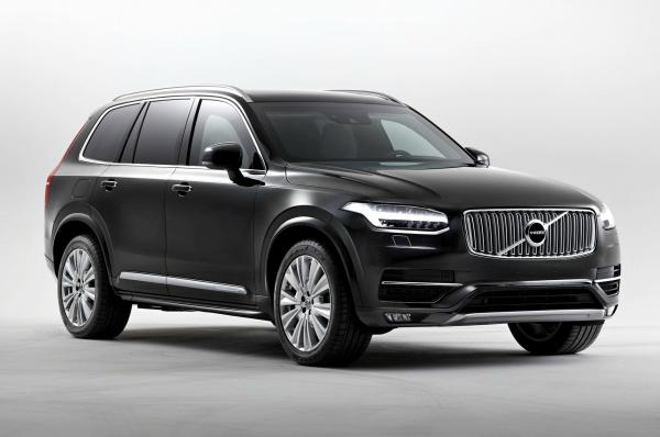Volvo XC90  T6 AWD Armoured. Фото Volvo