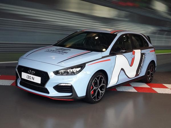 Hyundai i30N. Фото CarExpert.ru