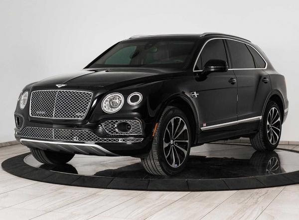 Bentley Bentayga. Фото Inkas