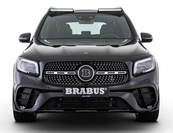 Mercedes-Benz GLB. Фото Brabus