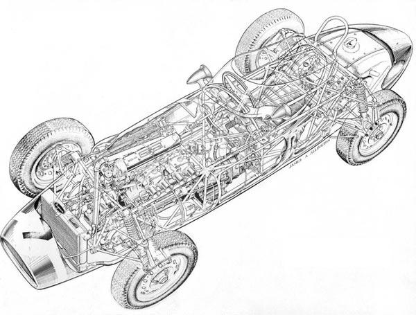 «Рентген» полноприводного Ferguson P99. Неслабо…