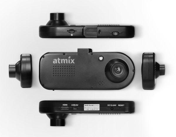 Atmix RecAll DCR500
