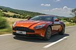 Британский путешественник (Aston Martin DB11)
